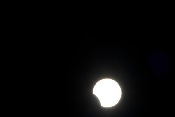 May 8, 2013 Partial Eclipse